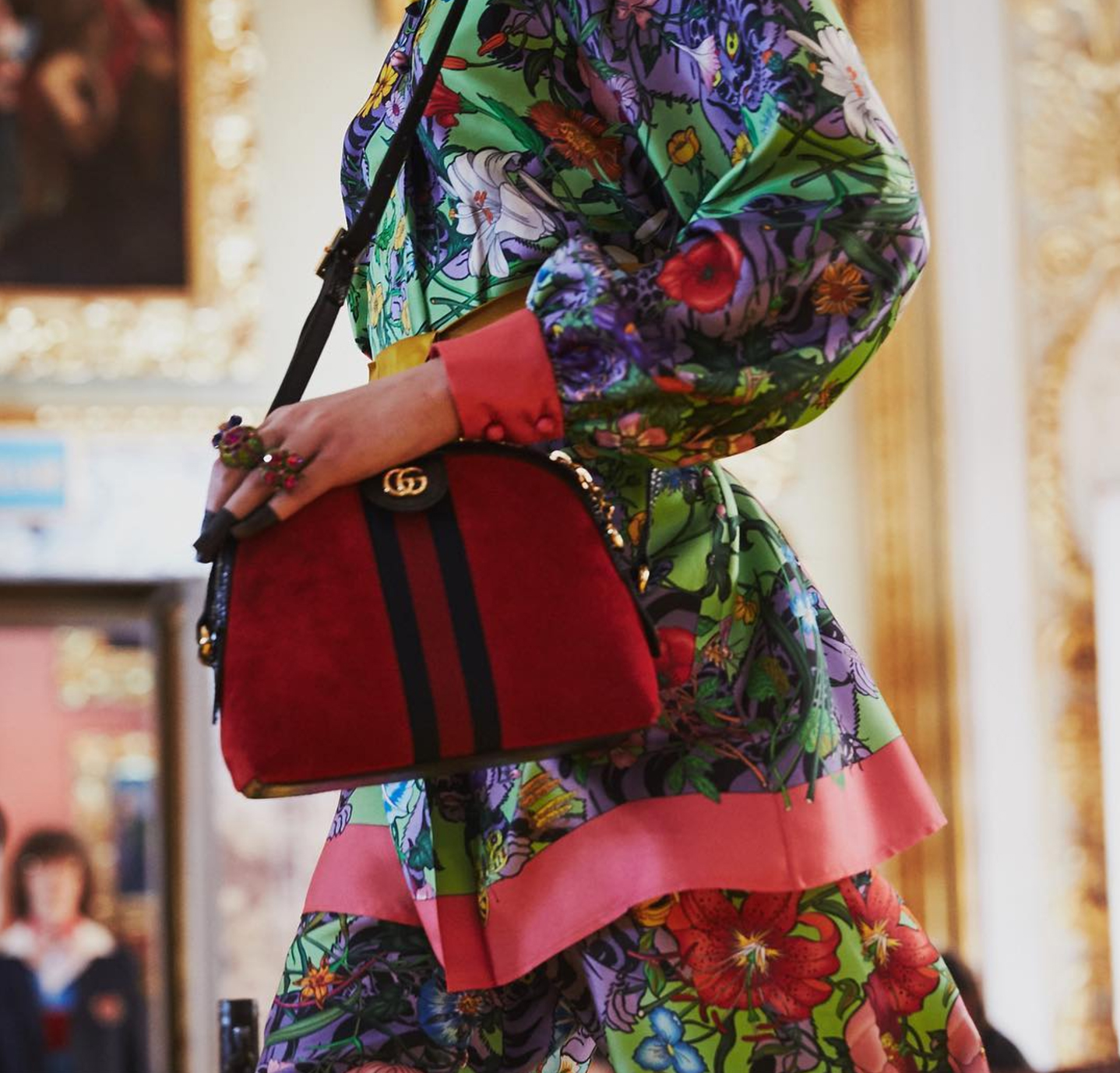 8d2ac8865ff72a All the accessories we love from Gucci Cruise 2018