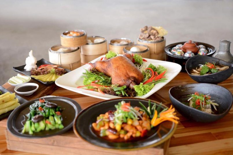 The Mayflower, dim sum, Dusit Thani Bangkok - Chinese food in Bangkok