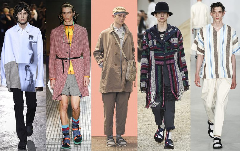 Get A Leg Up 5 Men S Shoe Trends To Try This Season Lifestyle Asia Singapore
