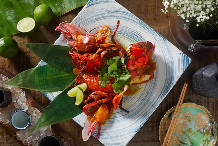 Lobster TokyoLima Omacasa Brunch
