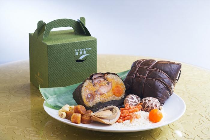 glutinous rice dumplings zongzi
