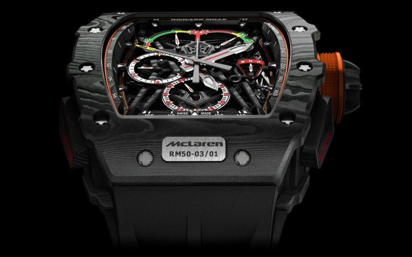 Richard Mille 50-03 McLaren F1 Watch