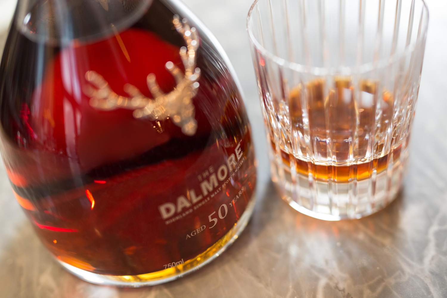 the dalmore 50 years old whisky