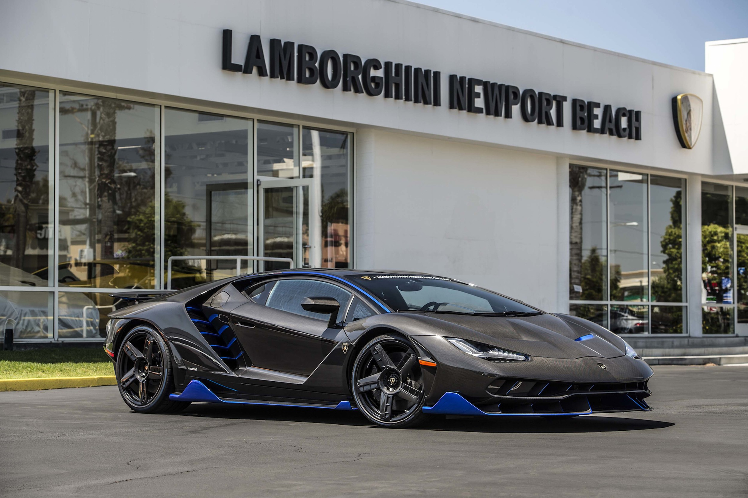 Unboxed First Two Lamborghini Centenarios Delivered To Us And Uk