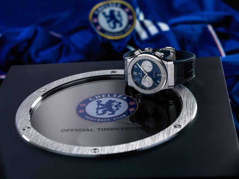 Hộp đựng đồng hồ Hublot Classic Fusion Chronograph Chelsea