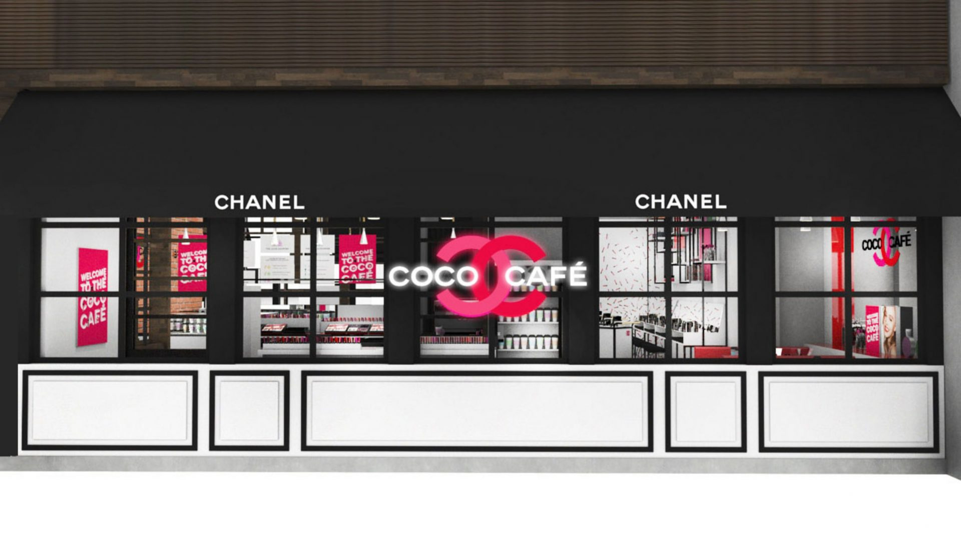 718f497c2989 Chanel fans should sign up now for the Coco Café pop-up this June