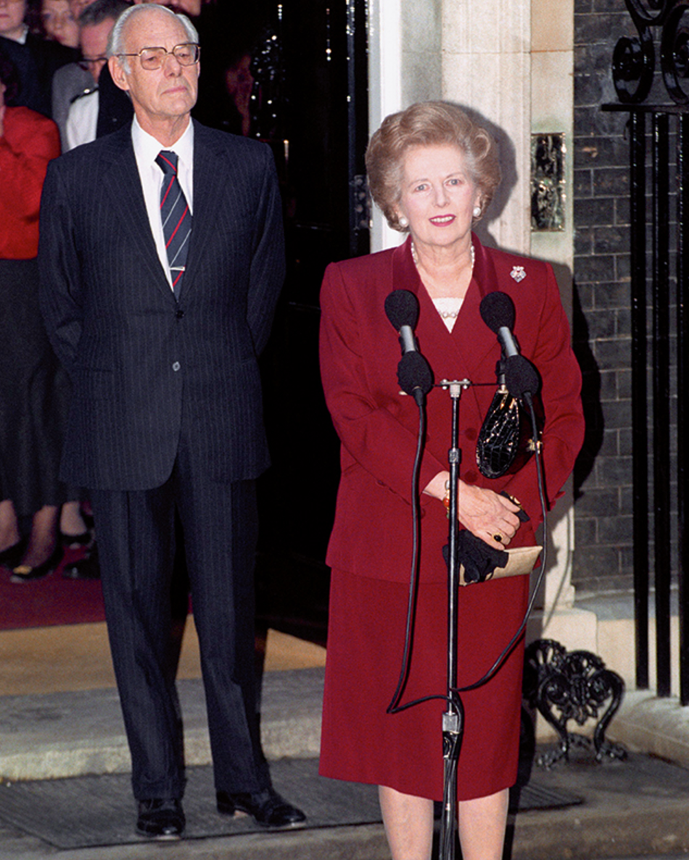 Margaret Thatcher's Cartier brooch