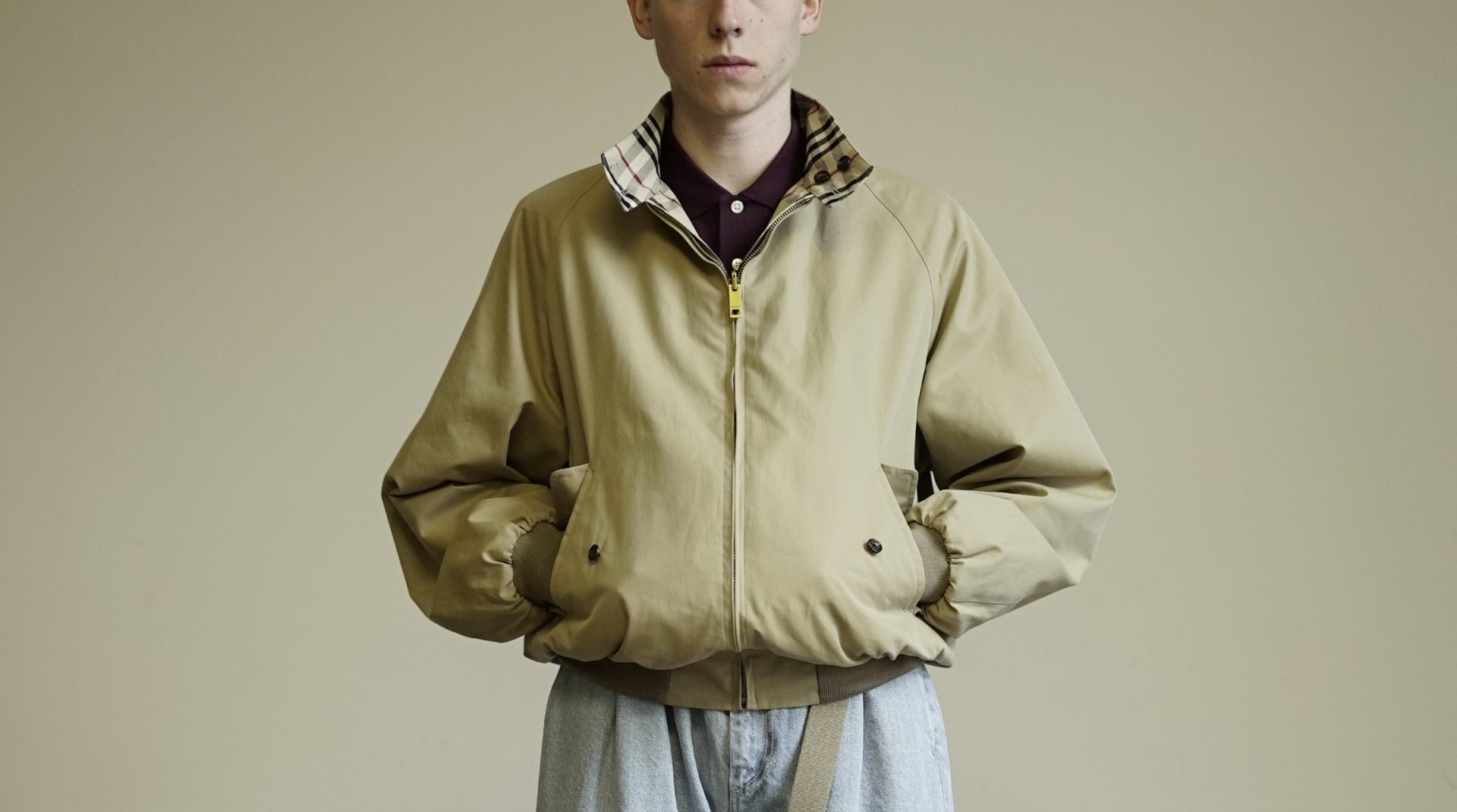 3ef215492 Here's every Gosha Rubchinskiy x Burberry piece, shot by Gosha himself