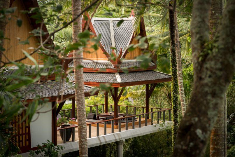 Garden Pavilion Bedroom, Amanpuri, Phuket