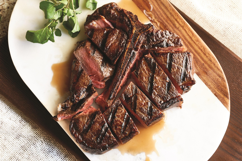 steak morton's singapore