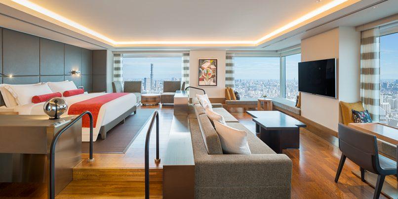 The Prince Gallery Tokyo Kioicho - Designer's Suite