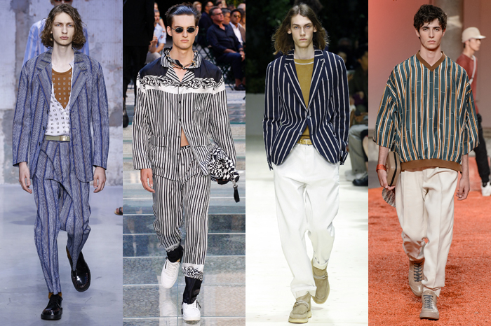 Our Favourite Spring 2018 Menswear Trends From Milan Fashion Week