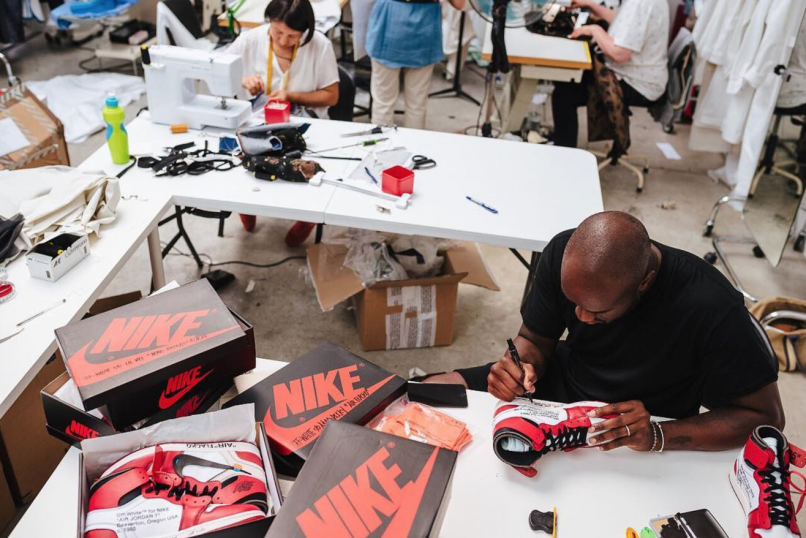 dirty shoes off white virgil abloh nike