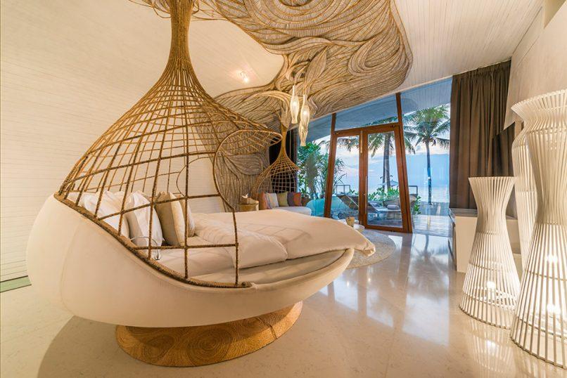 Iniala Beach House, secluded getaways on Natai Beach