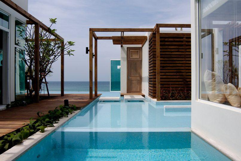 Aleenta Phuket Resort & Spa, secluded getaways on Natai Beach