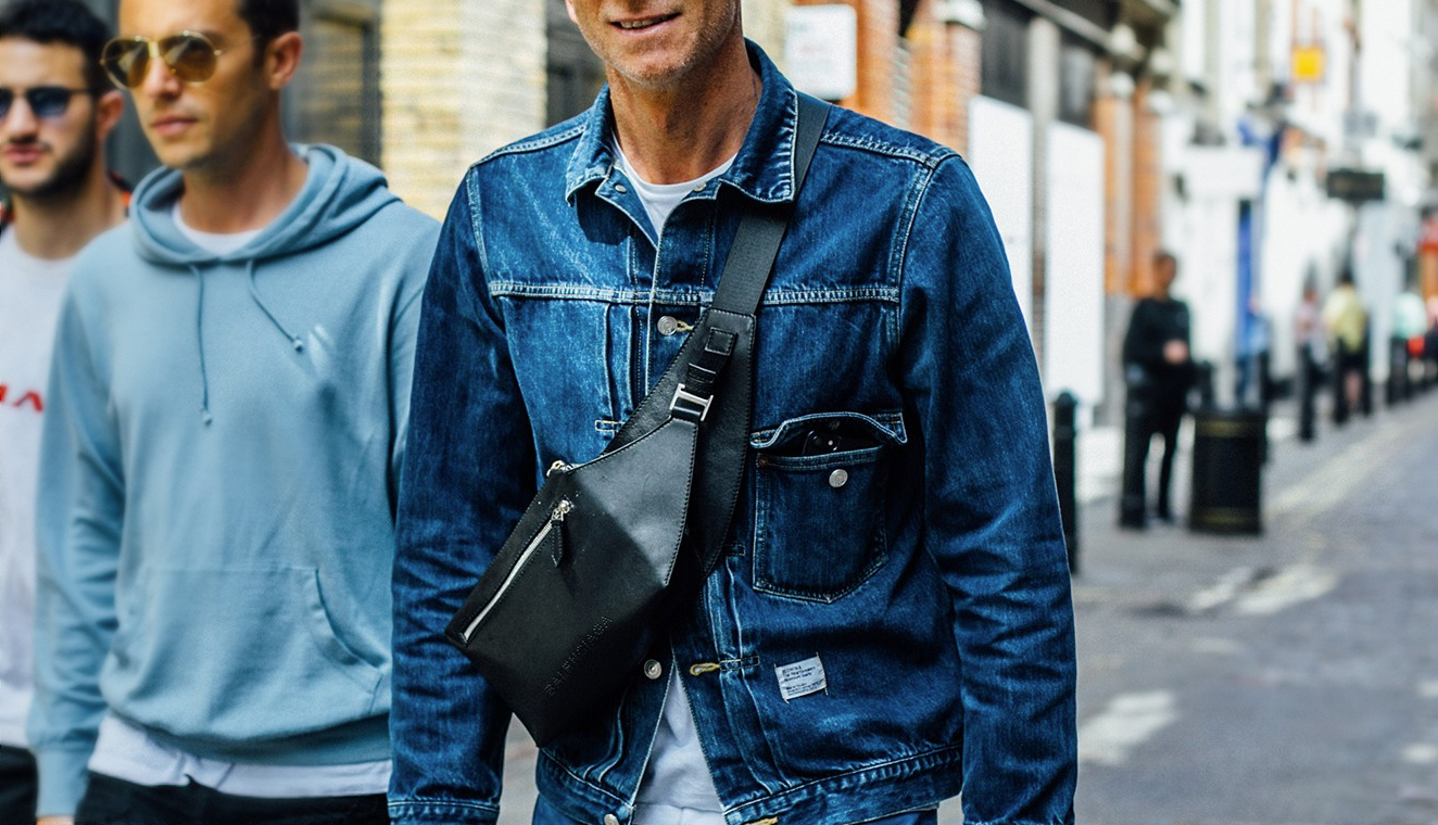 Get on board with this latest bag trend for men 884eb911de7fd