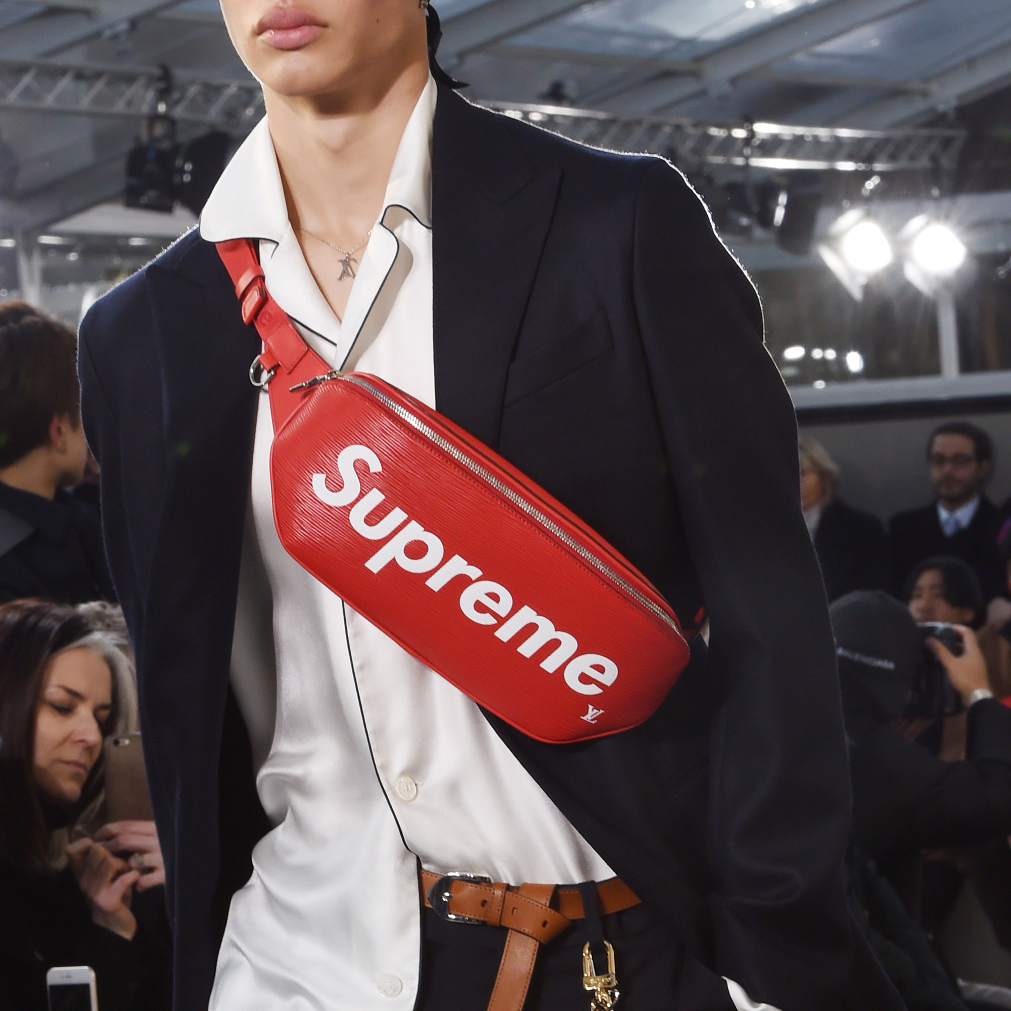 db9bfcf44910 Trend to try  Cross-body bags that are as cool as LV x Supreme s