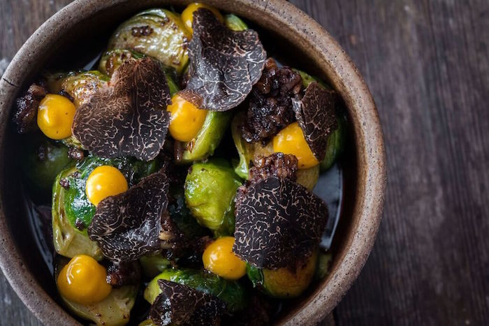 5 black truffle dishes to fall in love with this summer ...