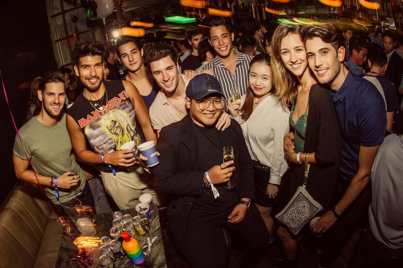 Where to drink in Hong Kong - WednesGAY