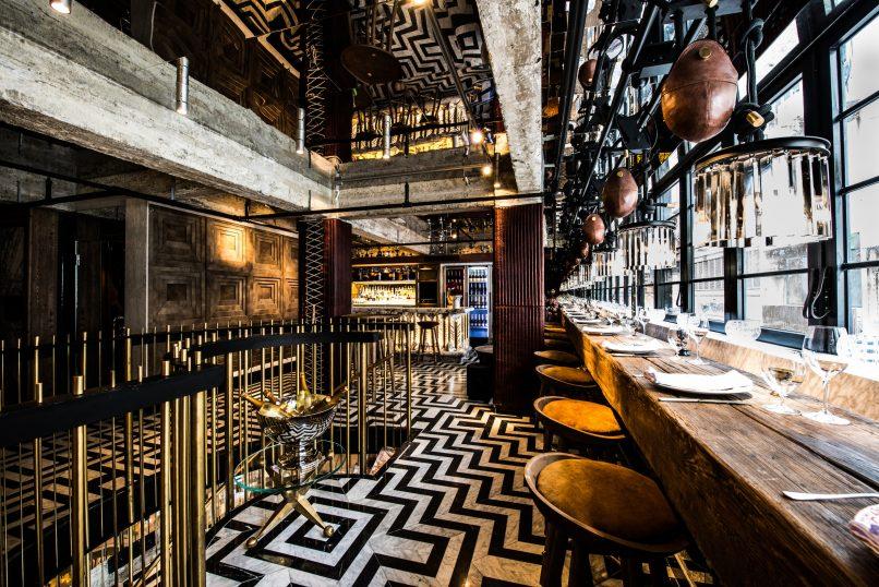 Hong Kong's most stylish restaurant interiors - Gough's on Gough