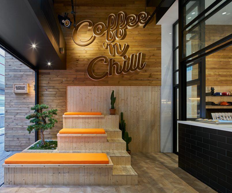 Hong Kong's most stylish restaurant interiors - Elephant Grounds Mid-Levels