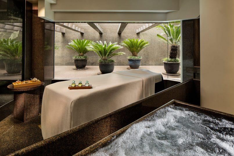 Summer Spa Treatments - Plateau Spa, Grand Hyatt Hong Kong