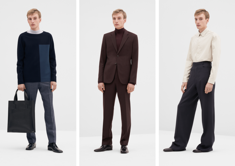 cos fall winter 2017 menswear