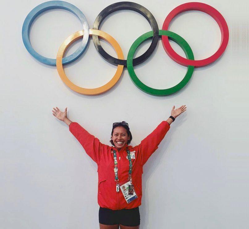 National rower Saiyidah Aisyah-olympian physique workouts