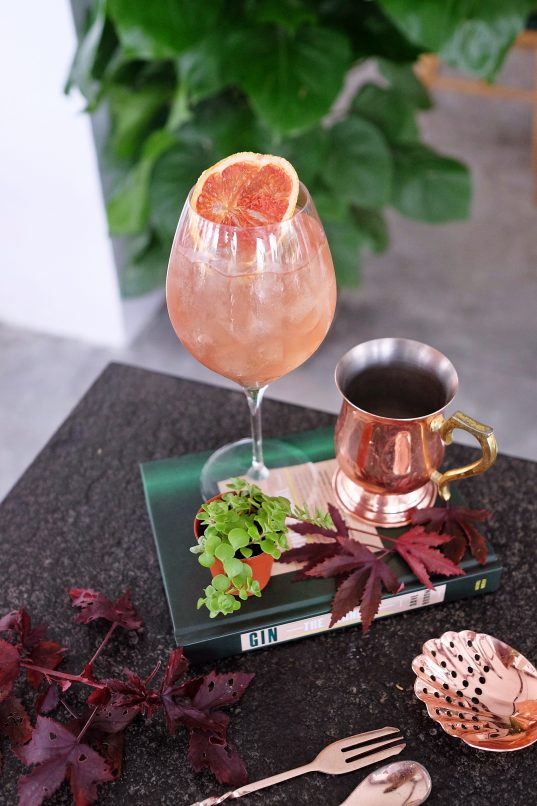 wildseed bar cocktails