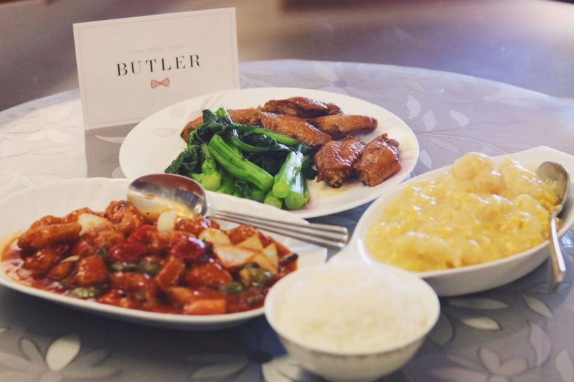Butler Asia - food preparation services