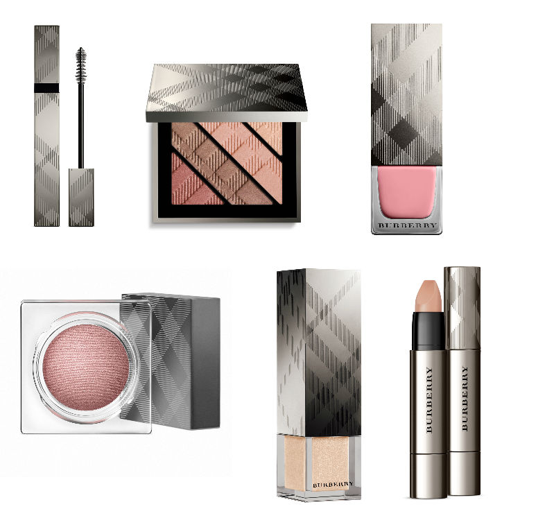 burberry blush collection