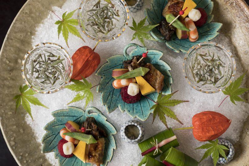 18th World Gourmet Festival Shinichiro Takagi: Restaurant Zeniya in Kanazawa, Japan
