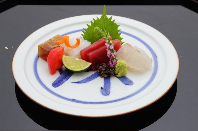 18th World Gourmet Festival, Shinichiro Takagi from Restaurant Zeniya in Kanazawa, Japan