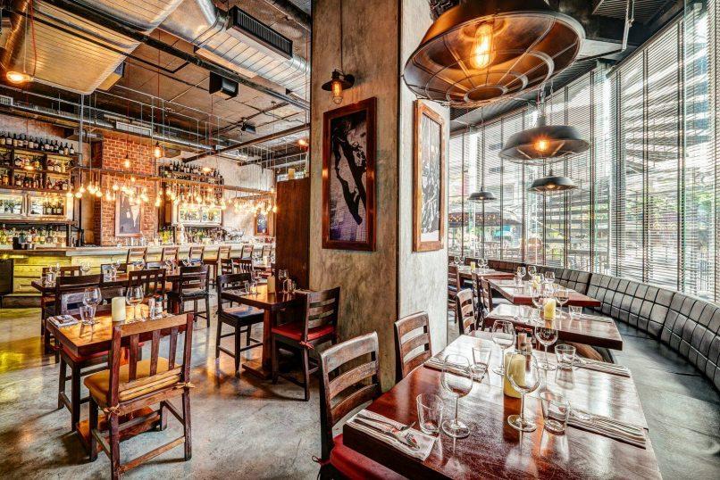 El Gaucho Argentinian steakhouses Bangkok
