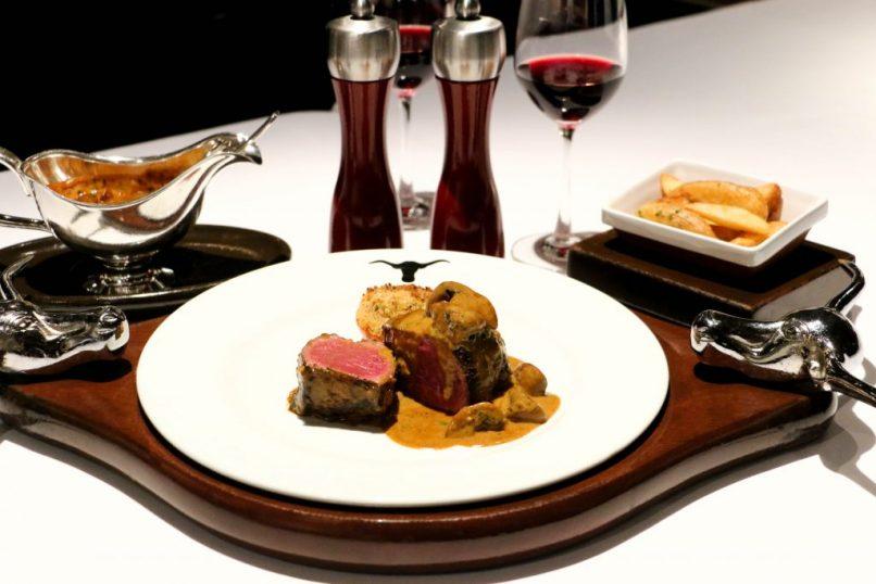 New York Steakhouse JW Marriott Bangkok steakhouses Bangkok