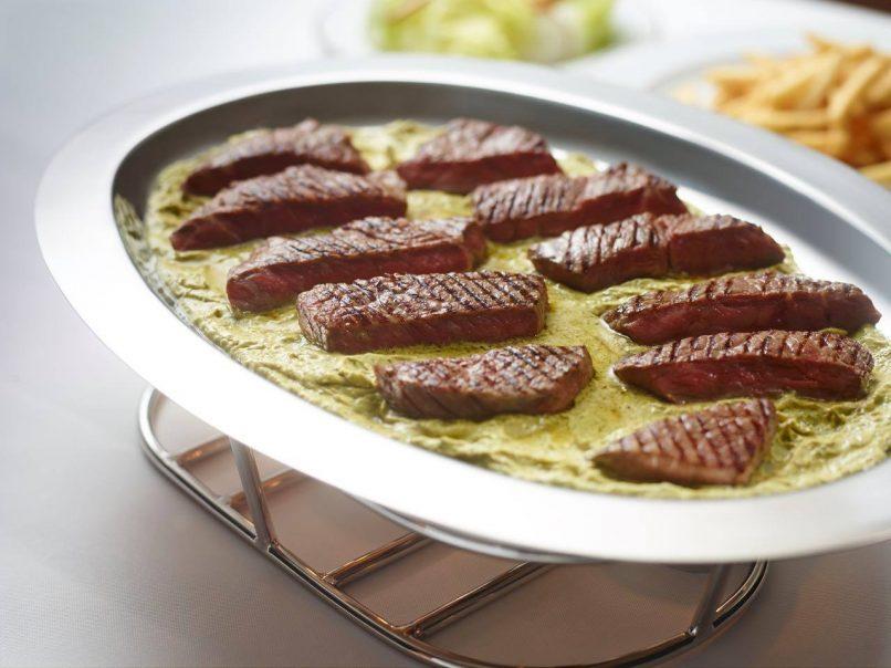 Le Boeuf steakhouses Bangkok