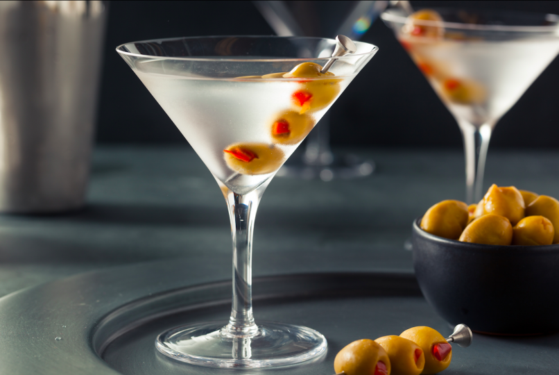 5 bars with the best martini in KL
