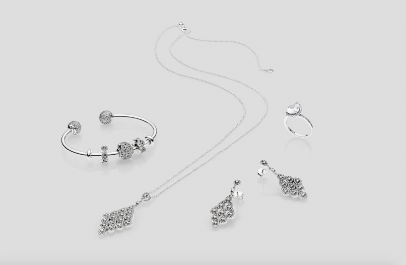 Pandora Autumn 2017 collection