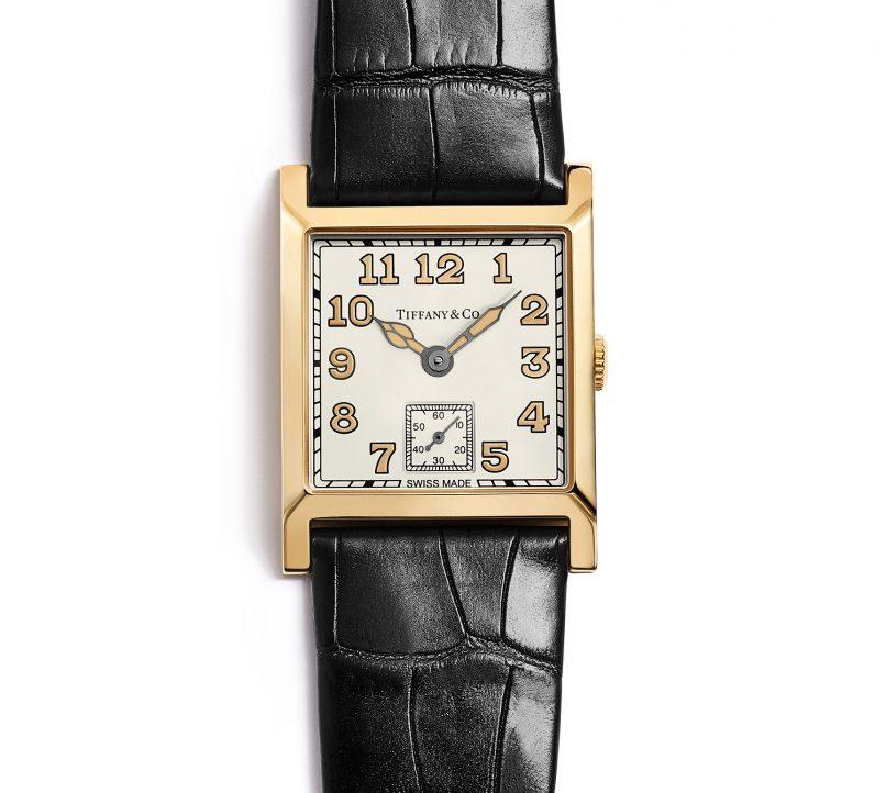 Tiffany Square Watch