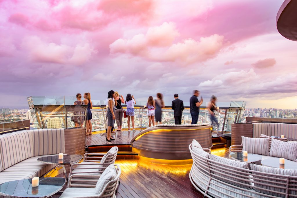 Sky high: 10 best rooftop bars in Bangkok - Lifestyle Asia ...
