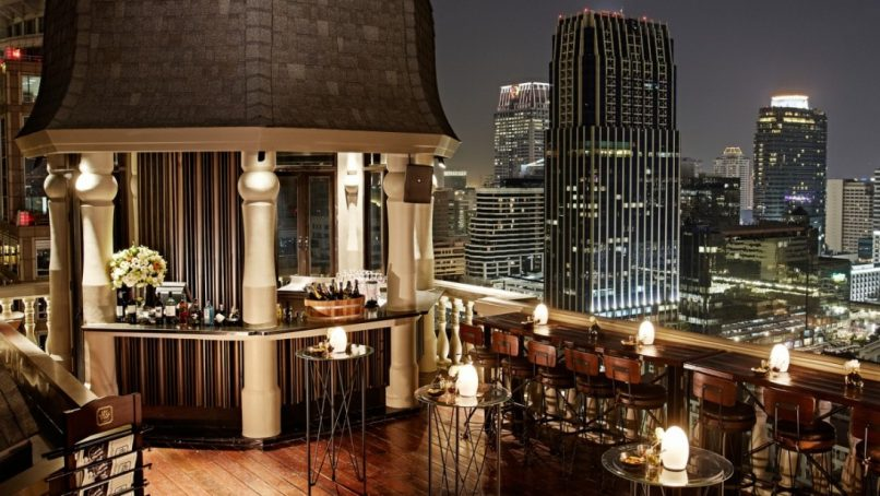 The Speakeasy rooftop bars Bangkok