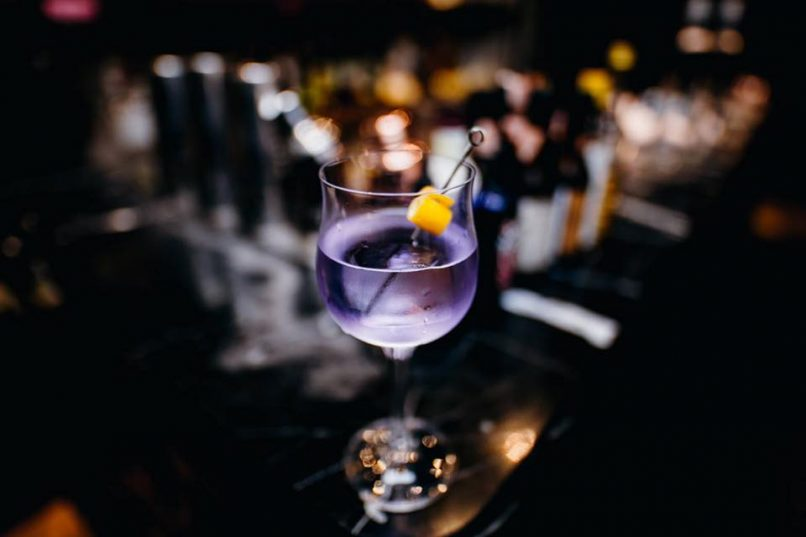 Sterling Silver Rabbit Hole where to drink Bangkok