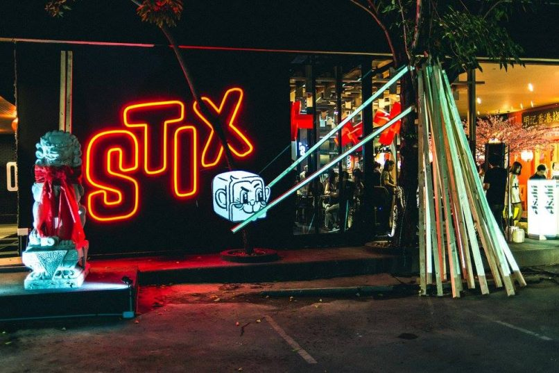 STIX where to drink Bangkok