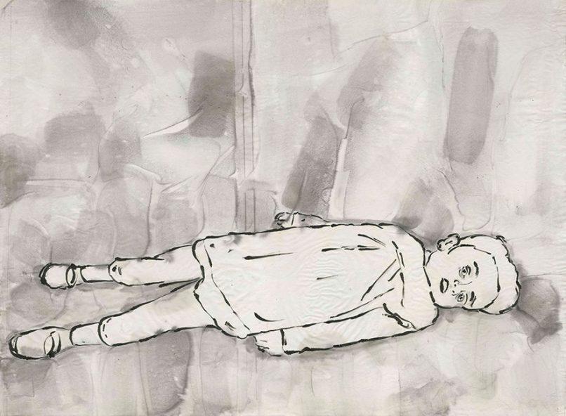 Natalia Ludmila's 'Drawn Lines'