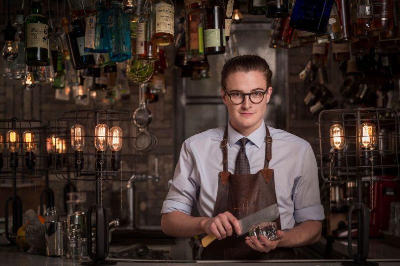 Singapore's leading bartenders