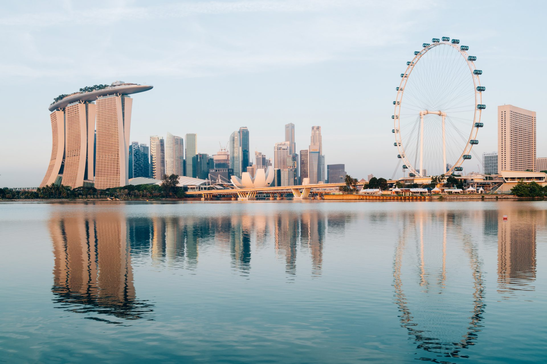insider's guide to singapore