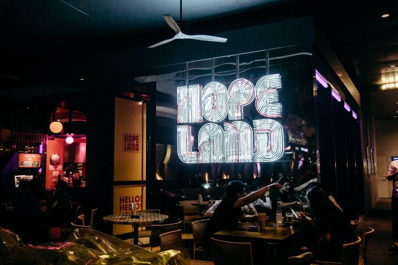 Hopeland Bangkok restaurants