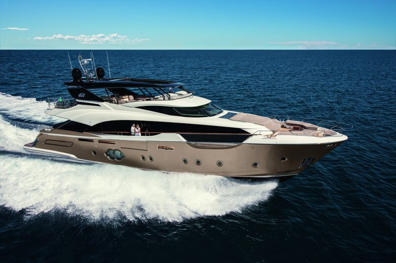 Monte Carlo Yachts 96