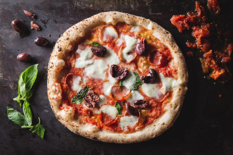 Casa Don Alfonso pizza new Hong Kong restaurants