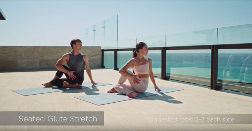 on-demand fitness jw marriott behind the barre